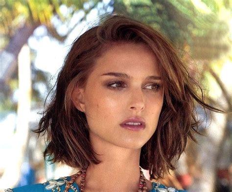 Natalie Portman Hair Bob