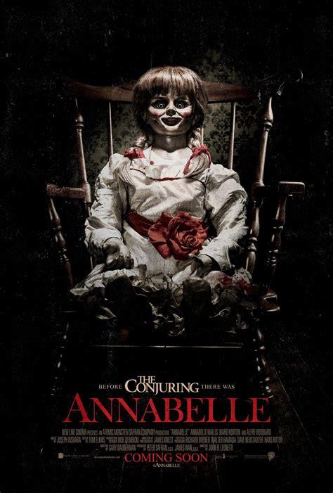 annabelle dvd release date redbox netflix itunes amazon