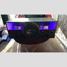 Caja Open Show Tuning Audio Pioneer Youtube