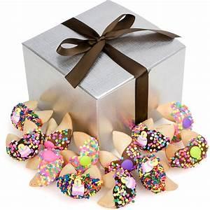 Happy Birthday Inspirational Cookies -Gift Box of 12