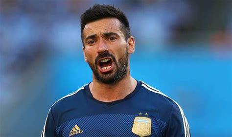 Liverpool handed Ezequiel Lavezzi setback with PSG set to ...