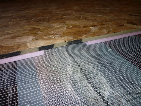 Installing The Subfloor Tin Can Cabin