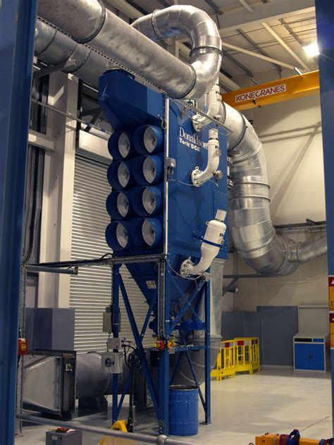 Dust Control & L.E.V. Systems   Roflow Environmental