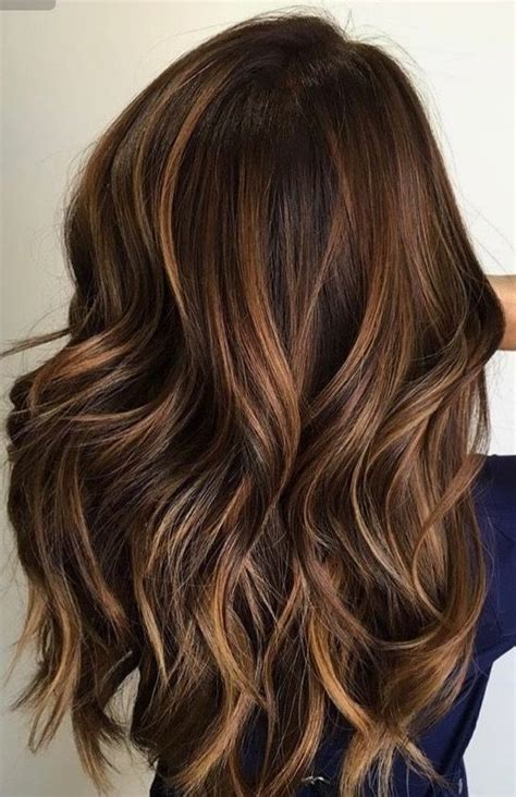 hottest highlights  brown hair   blow  mind