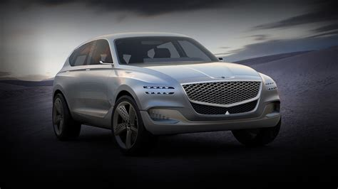 genesis gv fuel cell concept suv genesis worldwide