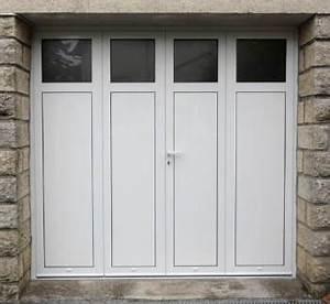 Porte De Garage Pliante À La Française 4 Vantaux : installateur de porte de garage sur mesure toulouse menuiseries doumenc ~ Nature-et-papiers.com Idées de Décoration