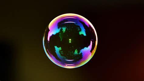 ni bubble circle rainbow color bokeh wallpaper
