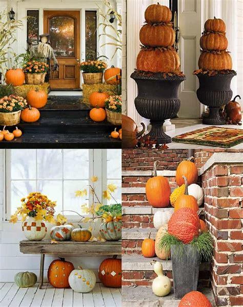 25 Pretty Autumn Decorations Ideas
