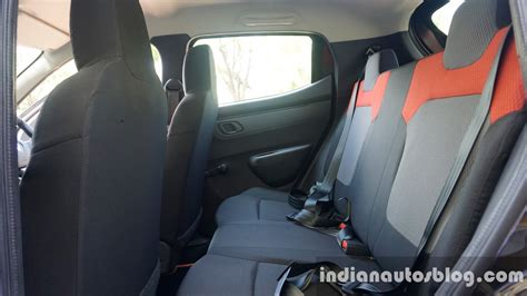 renault kwid interior seat renault kwid review is it india s best entry level car