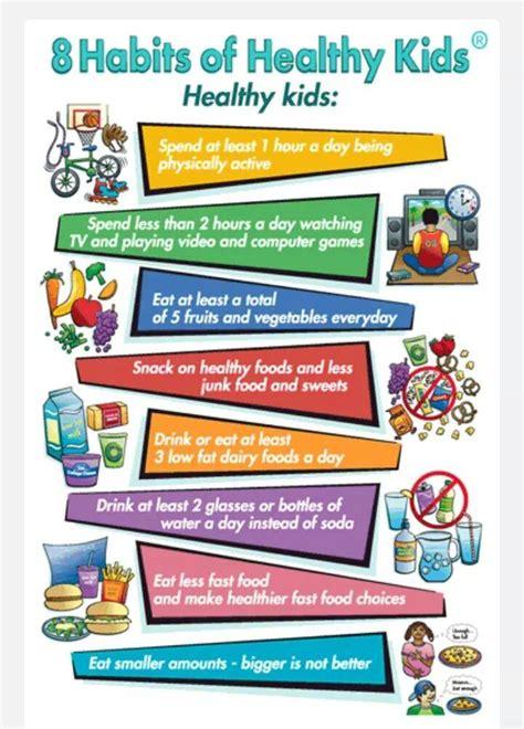 healthy habits for preschoolers school tips for a health school year 469