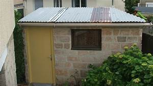 Refaire Son Jardin : refaire la toiture de sa cabane de jardin ~ Nature-et-papiers.com Idées de Décoration