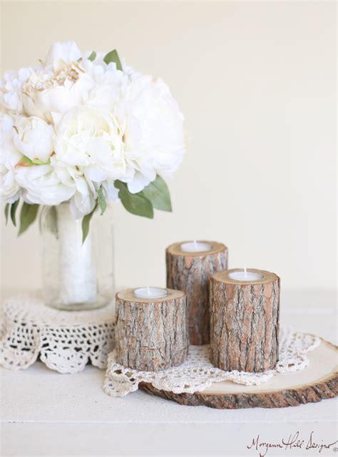 rustic chic wedding decoration ideas modwedding