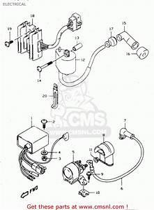 Suzuki Ltf160 1999  X  Electrical