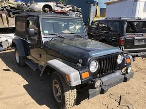 Front Bumper Assy  Jeep Wrangler 97 98 99 00 01 02 03 04