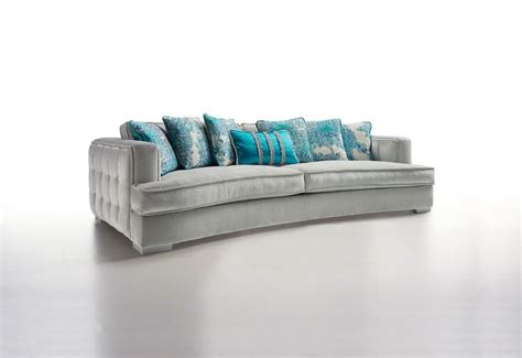 Kolossal Curved Sofa Contemporary By Zandarin Silvano