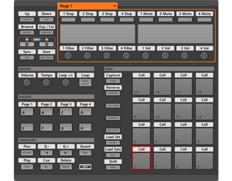 traktor remix decks mapping template for maschine