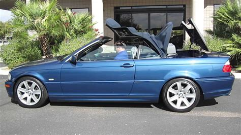 2003 Bmw 325ci Convertible by 2003 Bmw 325 Convertible Top Operation