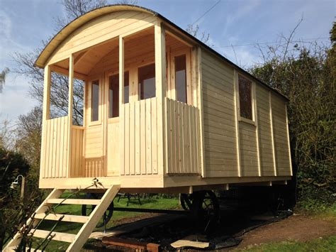 free a frame house plans shepherd hut caravan
