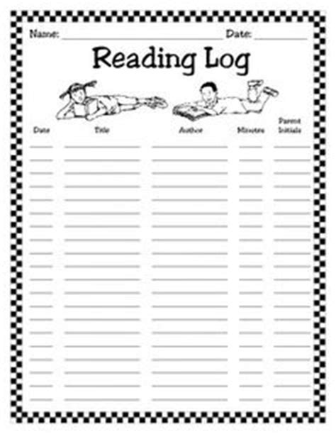 monthly reading logs reading pinterest reading logs