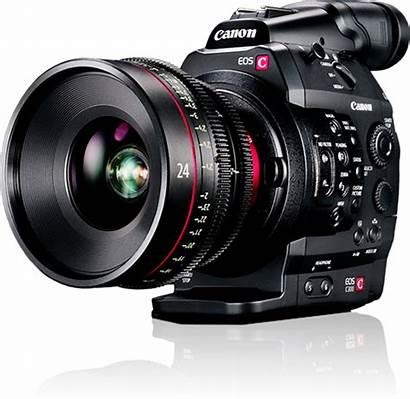 Camera Canon Digital C300 Transparent Mark Ii