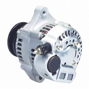 New Mini Gm Denso Style Alternator For Bbc Sbc Chevy Race Car  Street Rod  Hot Rod 1