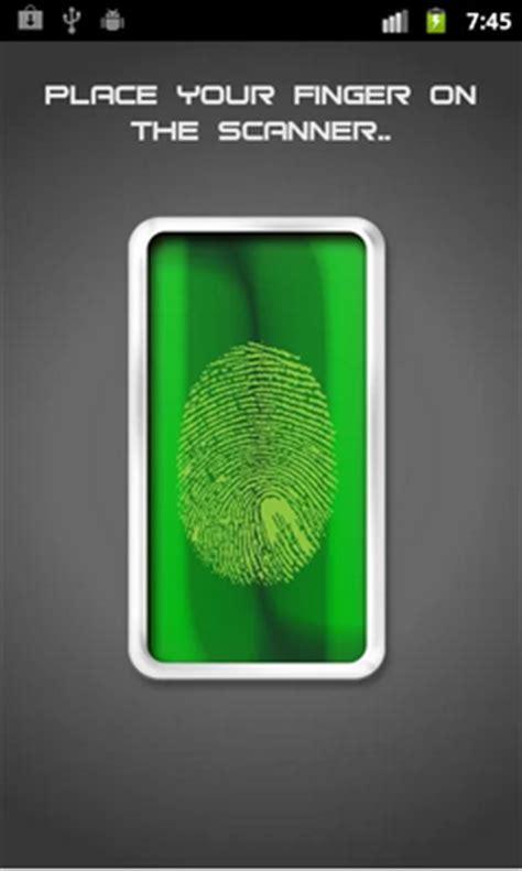 fingerprint lock for phone lock your android smartphone using fingerprint lock apk