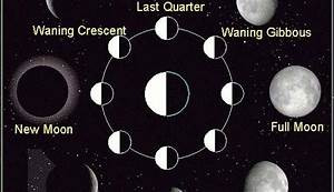 Learn More About The Phases Of The Moon With This Useful