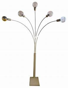 5 arm arc floor lamp contemporary floor lamps by one With modern 5 arm floor lamp