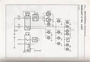 1979 Fj40 Headlight Switch Drama