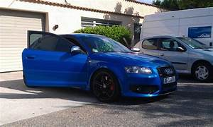 Audi A3 Bleu : jup schtroumph mrc garages des s3 2 0 tfsi forum audi a3 8p 8v ~ Medecine-chirurgie-esthetiques.com Avis de Voitures