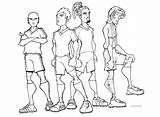 Strika Coloring Matador Pages Super Deviantart Template Sketch 2005 sketch template