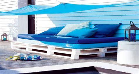 faire un canapé avec un lit canapés en palette pour les nuls en bricolage deco cool