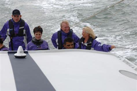 sailing ellen mcarthur cowes week hilary meredith
