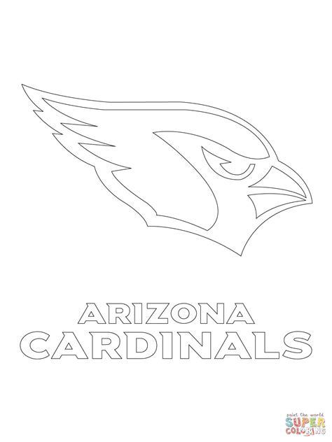 HD wallpapers arizona cardinals coloring page