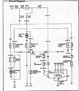 A  C Wiring Diagram  - Honda-tech