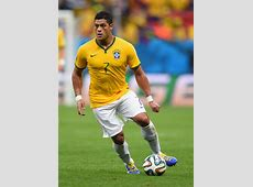 Hulk Brazil World Cup 2014 20 Most Popular Players on