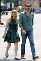 So in sync! Jessica Chastain and her boyfriend Gian Luca ...
