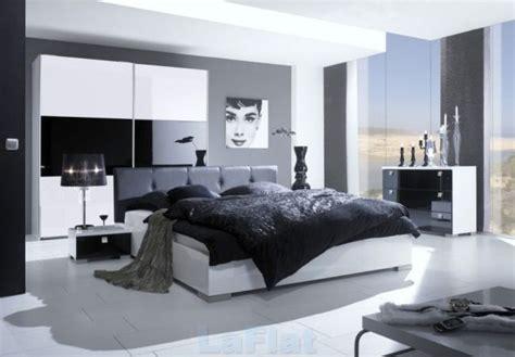 Einfach Schlafzimmer Schwarz Weis Wohnideen F 252 R Schlafzimmer Modern Schwarz Wei 223 Schlicht