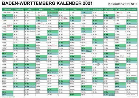 Alle feiertage, gesetzliche und nicht gesetzliche 2021 in deutschland. Ferien Bw 2021 : Ferien Baden Wurttemberg 2020 2021 - Den schulen stehen noch vier bewegliche ...