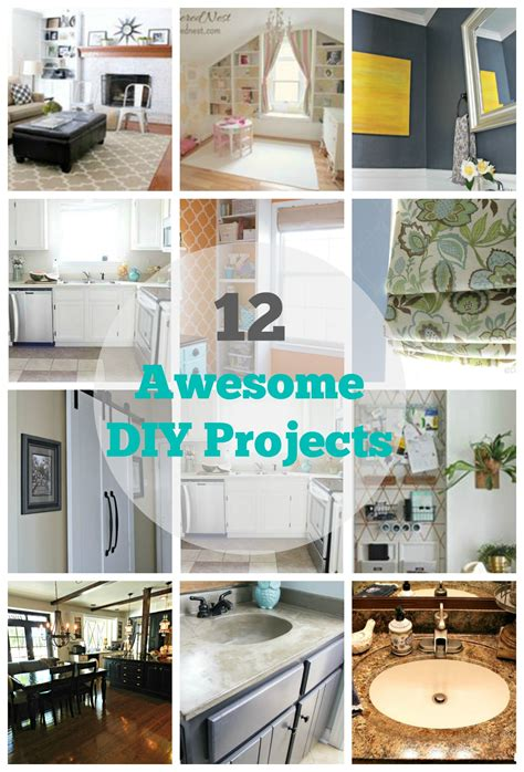 diy home improvement projects  uncommon slice