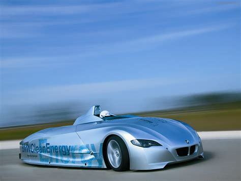 Bmw H2r Hydrogen Racecar Exotic Car Wallpapers #20 Of 42