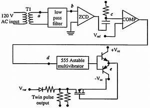 Main Circuit Diagram Of Signal Generator