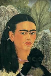 Frida Kahlo Kunstwerk : fulang chang und i l von frida kahlo 1907 1954 mexico ~ Markanthonyermac.com Haus und Dekorationen