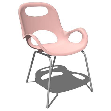 oh chair 3d model formfonts 3d models textures