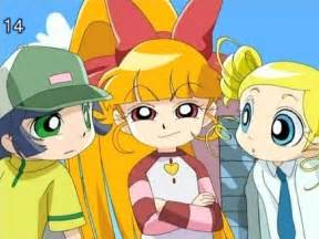 Powerpuff Girls Z Blossom