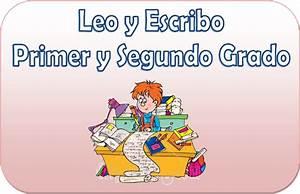 Leo y escribo significativamente para primer y segundo grado Material Educativo