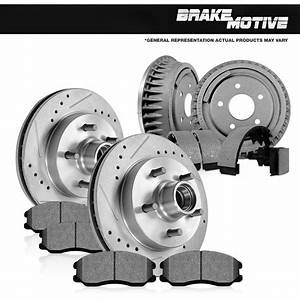 Front Brake Rotors   Ceramic Pads  U0026 Rear Brake Drums