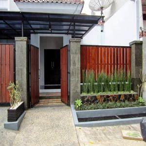terjual model pagar rumah minimalis bandung kaskus