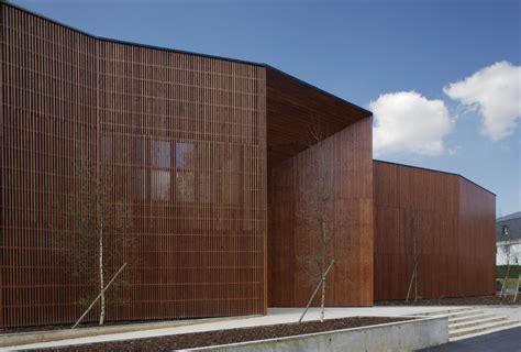 salle paul b massy centre culturel paul b de massy dda architectes