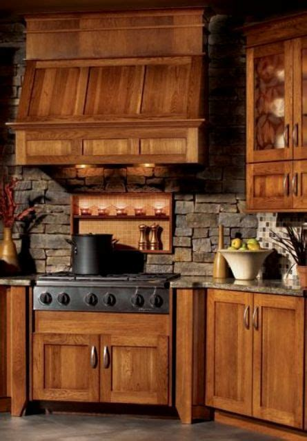cool stone  rock kitchen backsplashes  wow